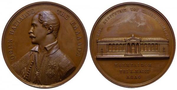 Medaille-Griechenland-Otto-I-VIA10484