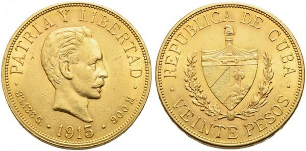 Goldmünze-Kuba-VIA10930