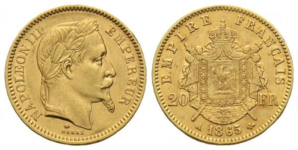 Frankreich - Napoleon III. 1852-1870