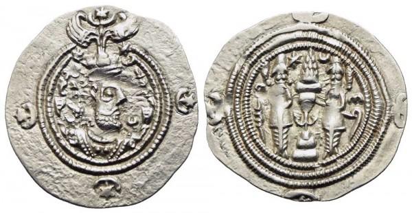 Münze-Sasaniden-Xusro-II-VIA10759