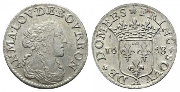 Weltmünze-Frankreich-Dombes-Luigino-VIA10567