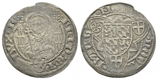 Deutschland - Köln - Dietrich II. von Mörs 1414-1463