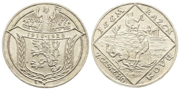 AR-Medaille-Tschechoslowakei