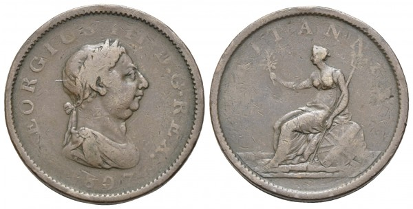 Großbritannien - Georg III. 1760-1820